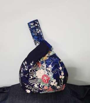 Lil' Japanese Fabric - Kimono Fabric 2