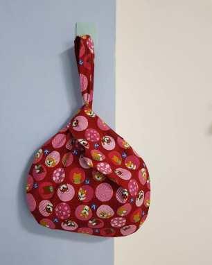 Lil' Japanese Knot Bag (M) - Shiba
