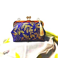RoseMary Kisslock Clutch 2