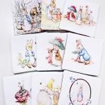Rabbit Coasters 1