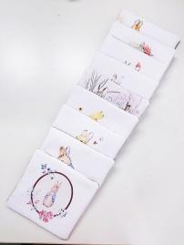 Rabbit Coasters 2