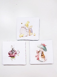 Rabbit Coasters 3