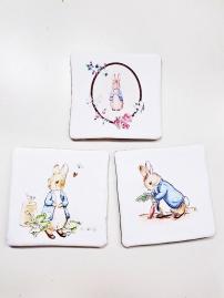 Rabbit Coasters 5