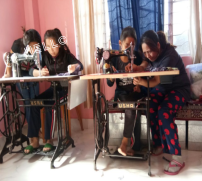 Sikkim Sewing 3