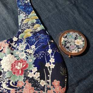 Compact mirror with Lil Japanese Bag 2